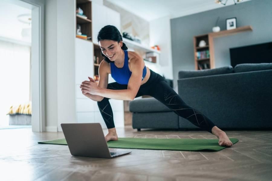 Yoga, una herramienta para mantener la paz mental en la cuarentena |  Publimetro