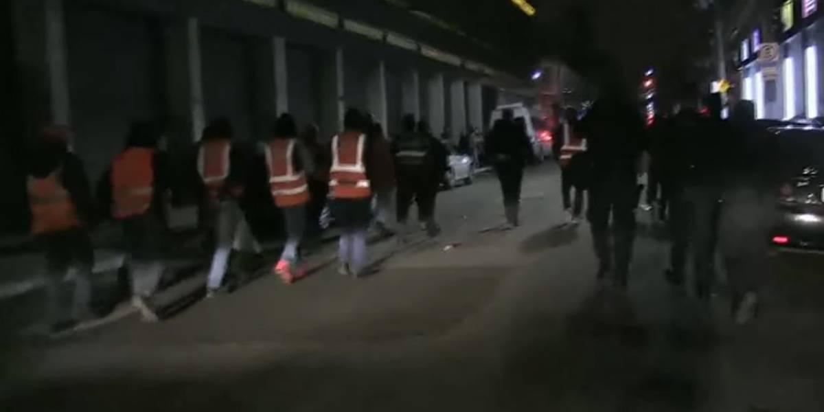 Operação expulsa ambulantes que desrespeitavam quarentena em São Paulo