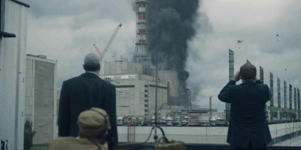 """""""Chernobyl"""" lidera las nominaciones a los premios Bafta"""