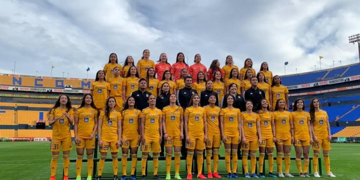 Anuncia Tigres femenil nueve bajas para el Apertura 2020