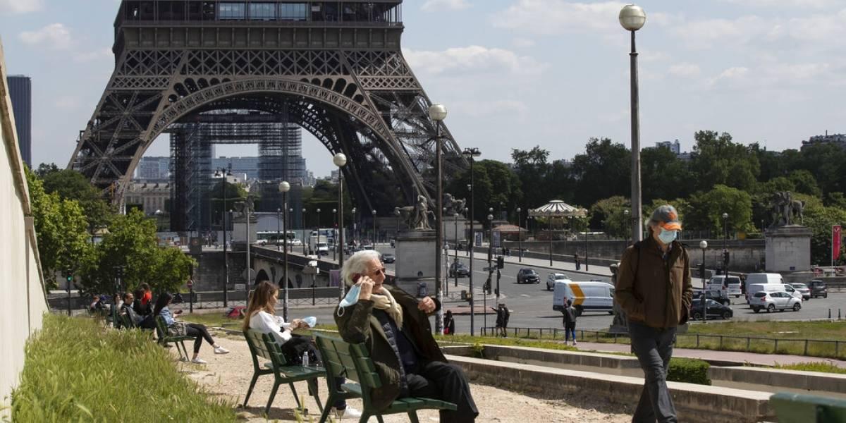 La temida arremetida del covid en Europa: Francia suma 556 casos y sufre un repunte de pacientes UCI