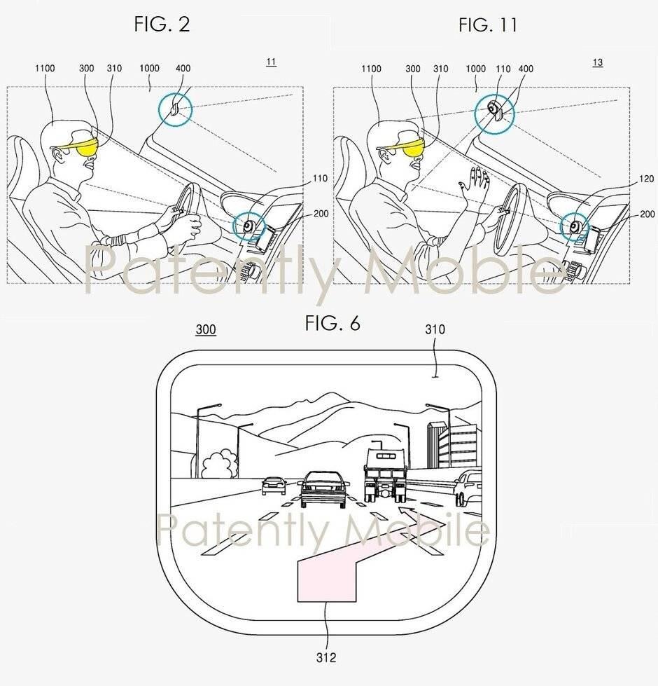 Gafas AR Samsung