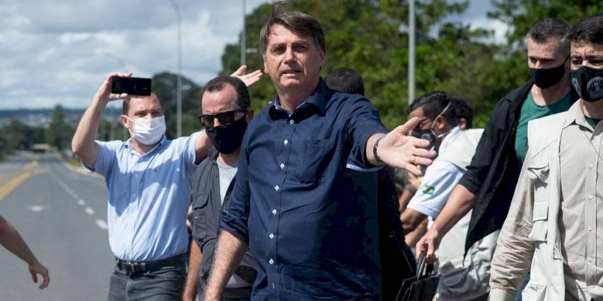 """La última de Bolsonaro: """"No podemos dejar que Brasil se transforme en lo que fue Chile"""""""