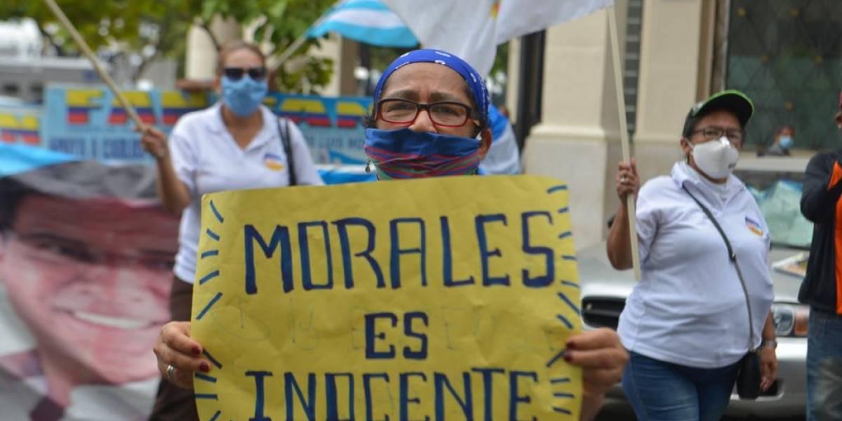 Alcalde de Quito se pronuncia sobre muerte de Carlos Luis Morales