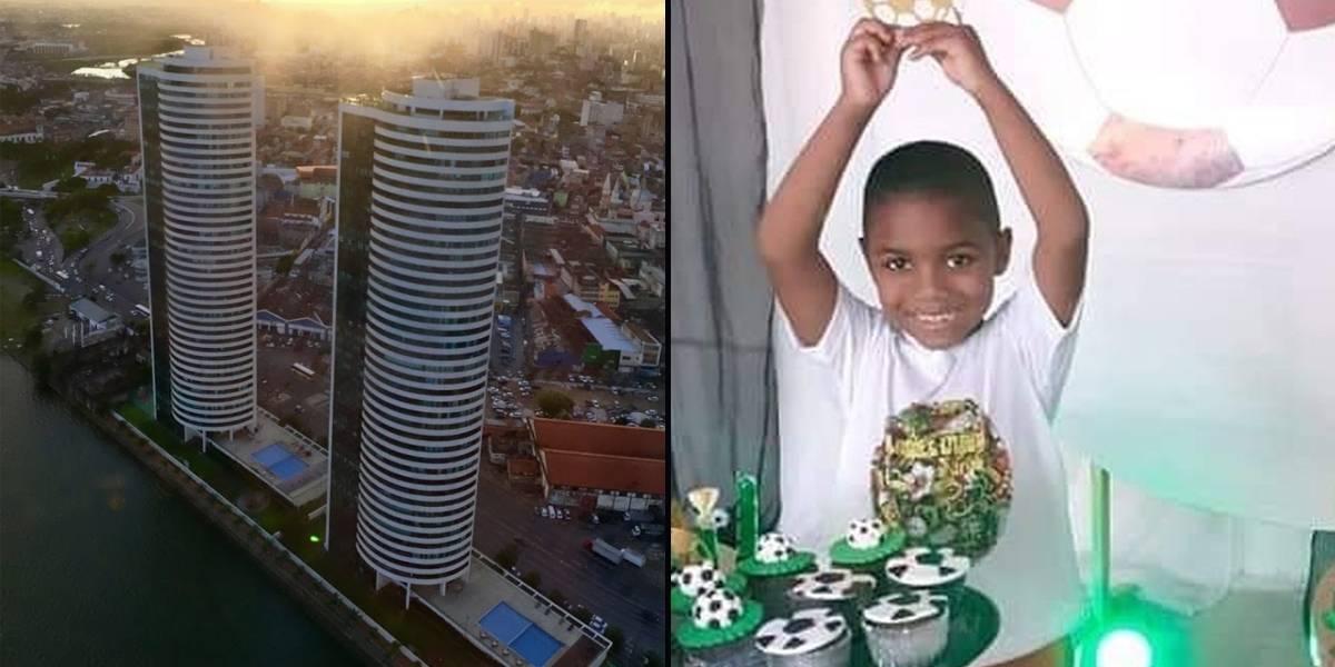 Caso Miguel: perícia faz nova visita às 'Torres Gêmeas' em Recife