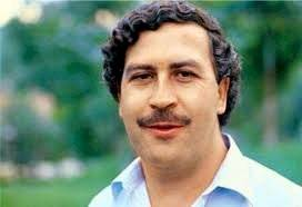 Pablo Escobar, capo de la droga
