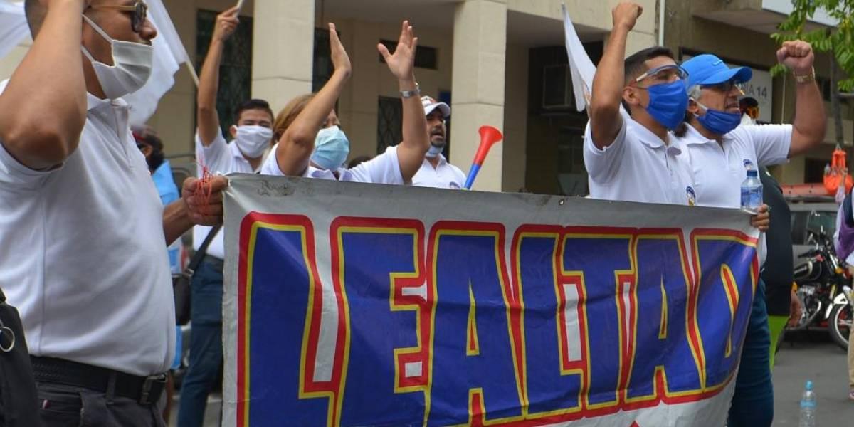 Prefecto del Guayas retoma su trabajo garantizando colaboración con la justicia