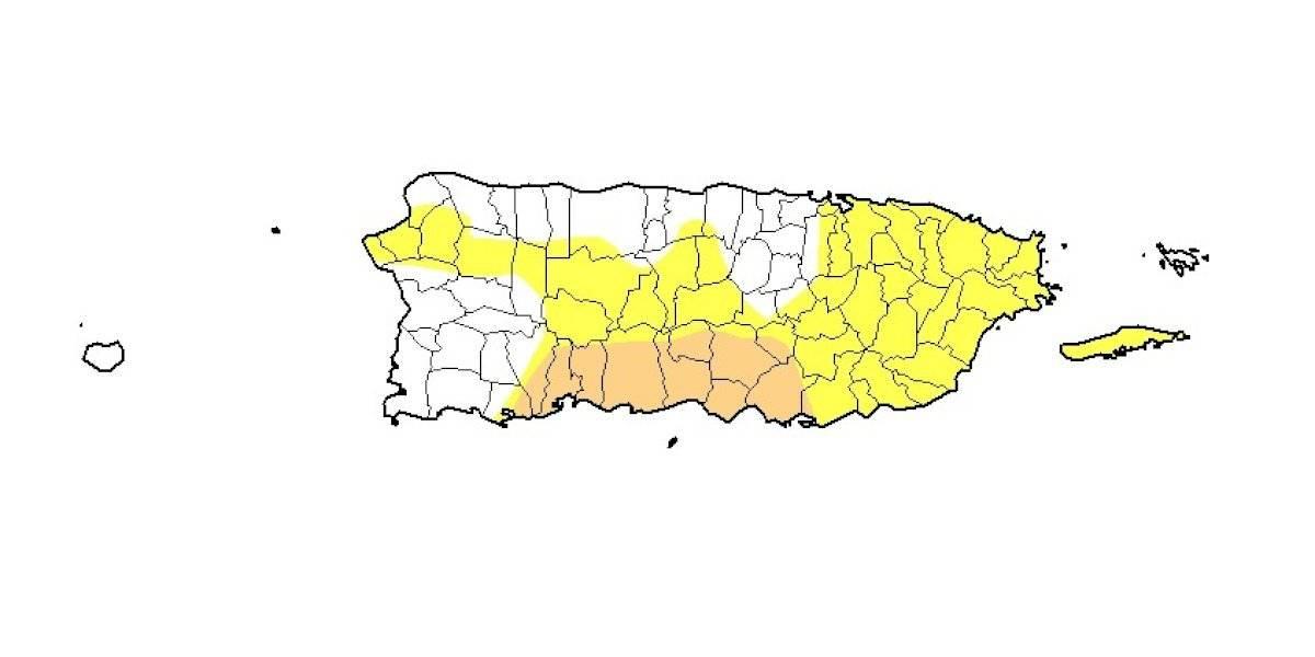 Aumentan los niveles de sequía en Puerto Rico