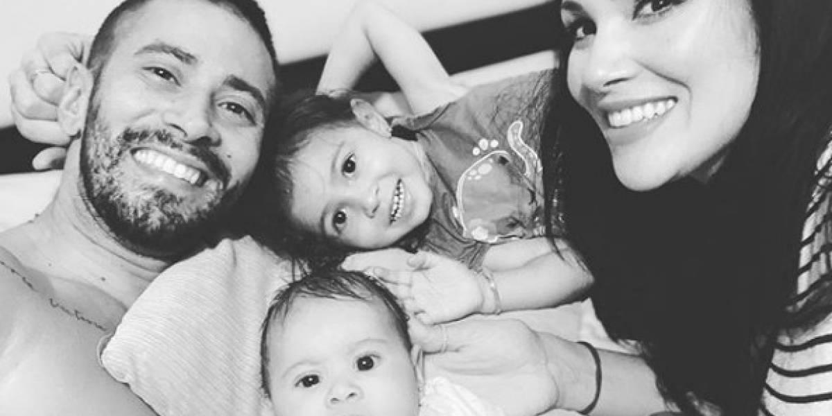 Hija de Tommy Ramos y Vilmarie Mojica hereda el talento de su madre