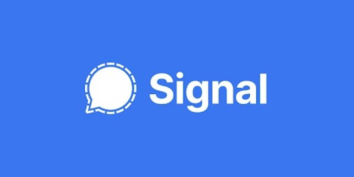 La app de mensajería Signal, la gran aliada de los indignados en Estados Unidos