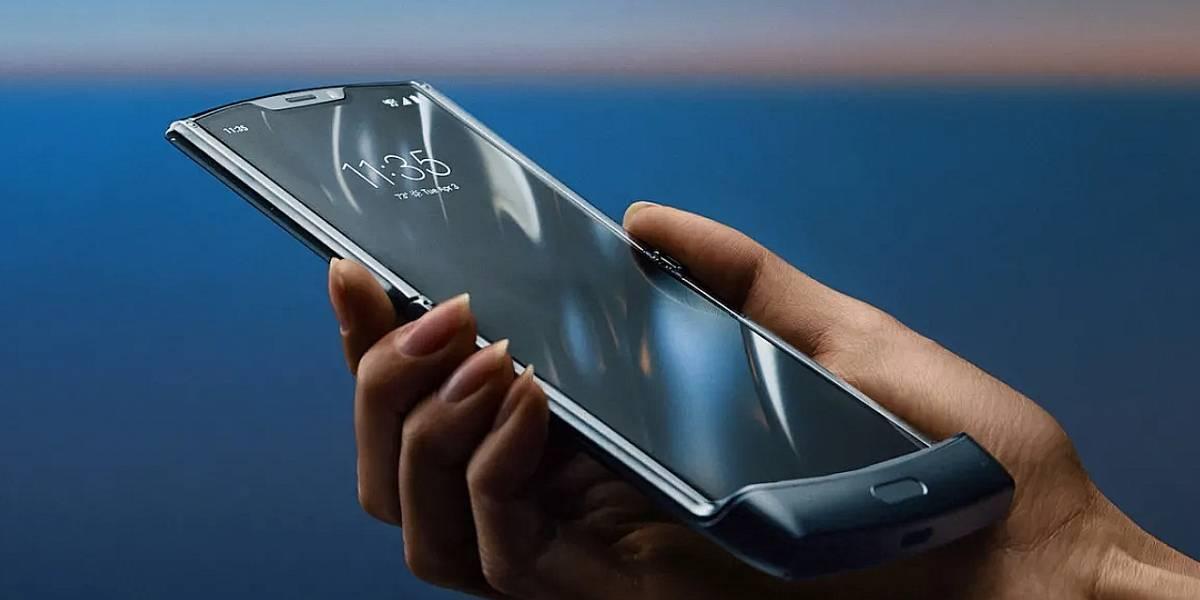 Motorola: el nuevo Razr podría tener un par de pantallas más grandes