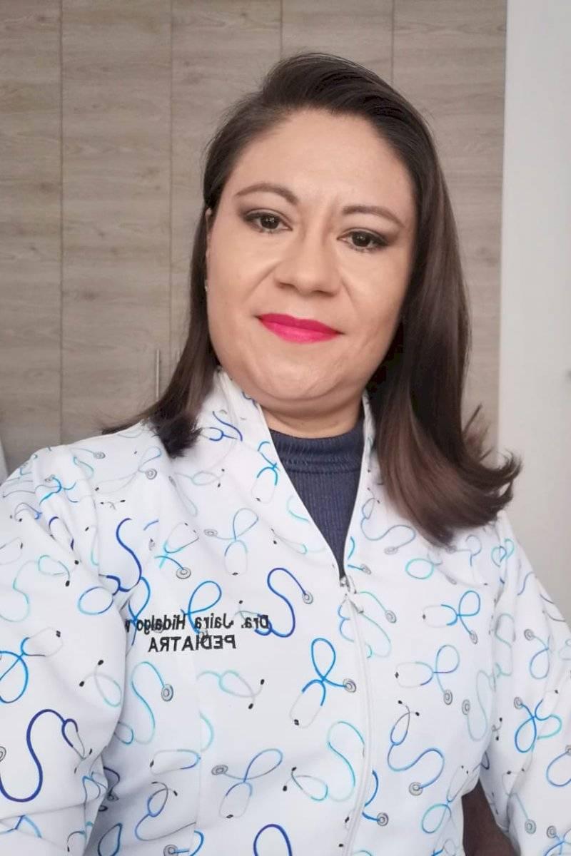 Pediatra Jaira Hidalgo