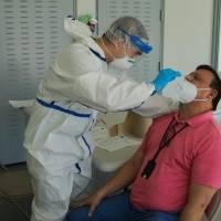 Salud reporta cinco muertes y 807 nuevos casos positivos de Covid-19