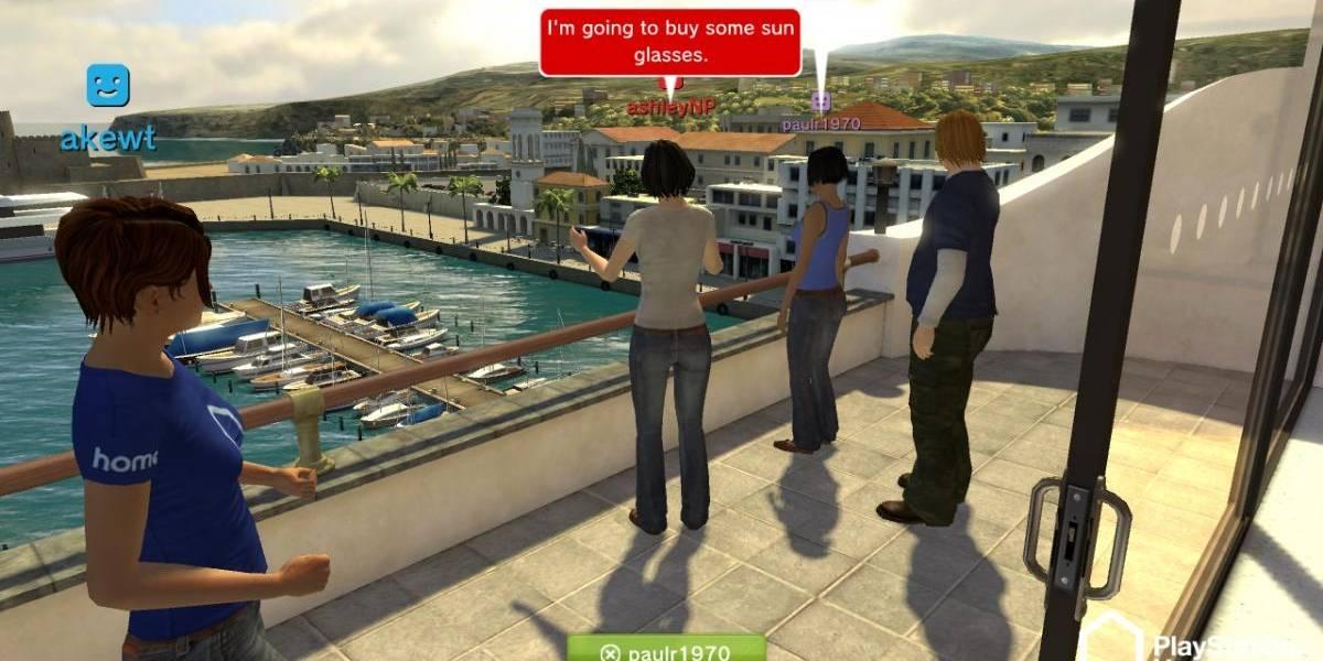 """""""Playstation Home"""": la plaza virtual que no todos recuerdan y que sería un genial punto de reunión durante la pandemia"""
