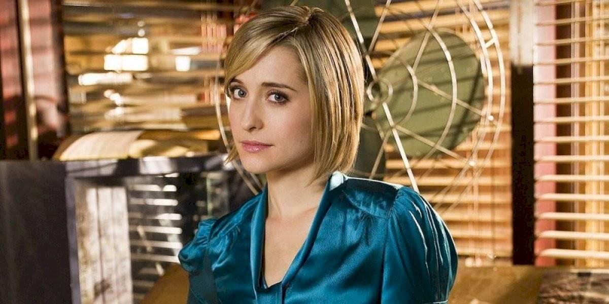 """Actriz de """"Smallville"""" se declara culpable de tráfico sexual"""