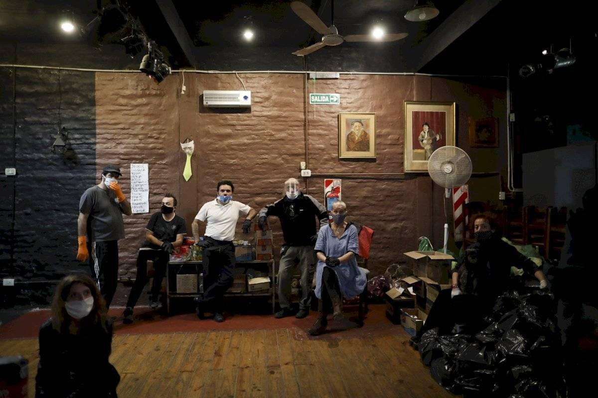 reapertura de teatros Buenos Aires