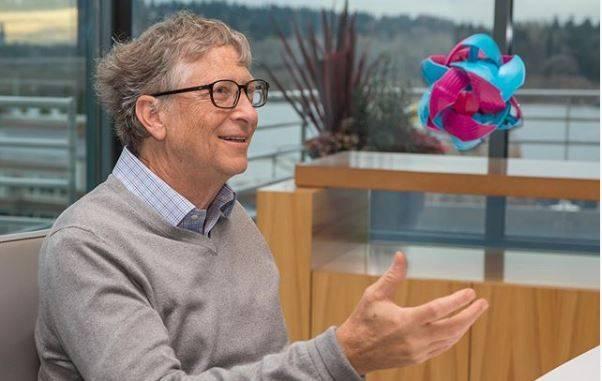Esto dijo Bill Gates sobre la teoría que lo vinculan con un microchip implantado en una vacuna