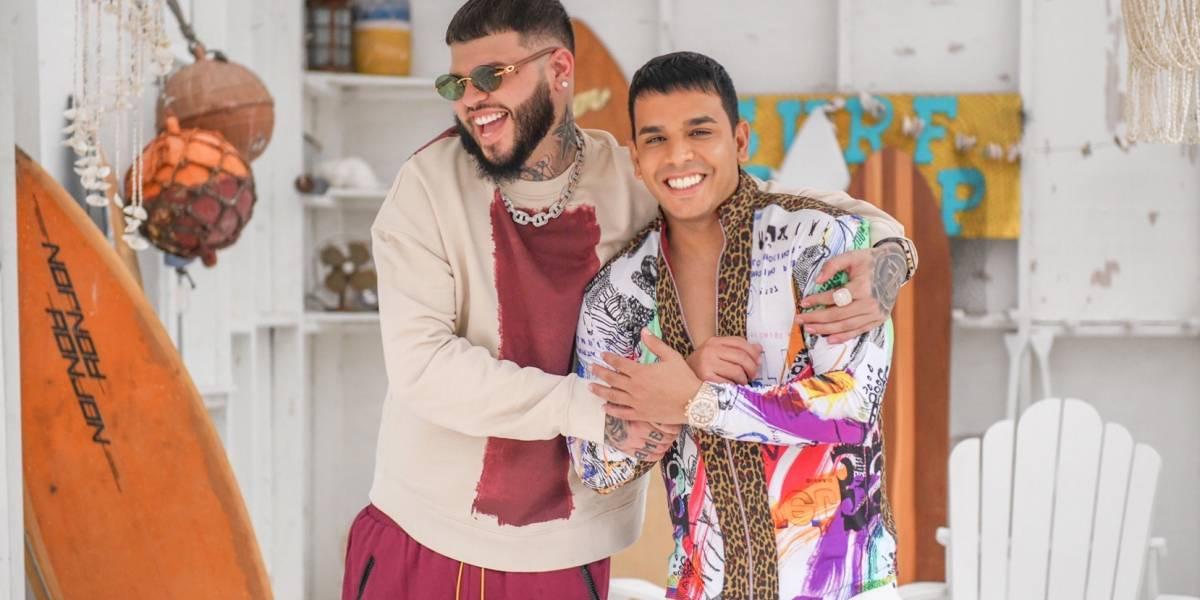 Tito 'El Bambino' lanza nuevo sencillo junto a Farruko