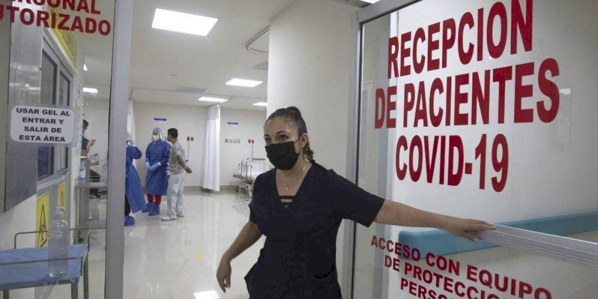 Muertes por Covid-19 en México llegan a 13,170