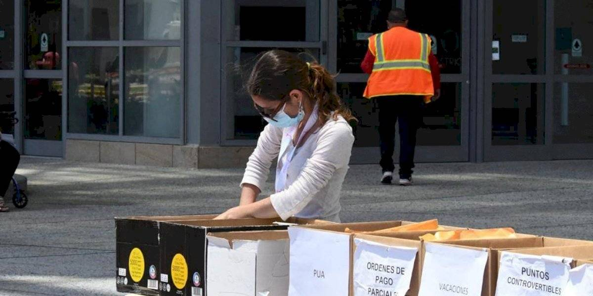 Departamento del Trabajo renovará contrato en el Centro de Convenciones
