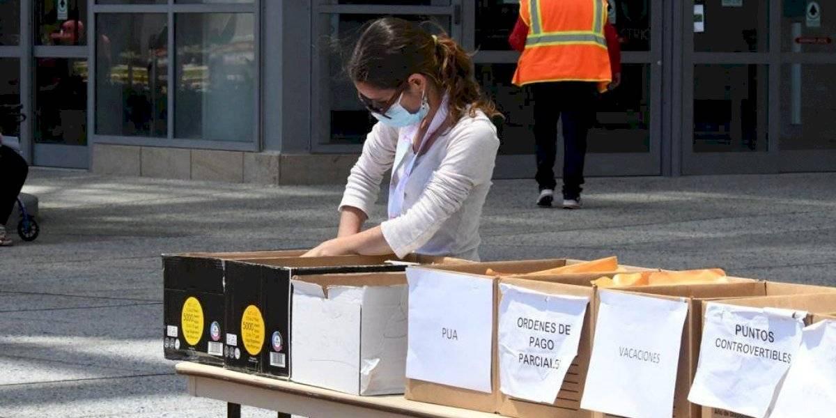 Departamento del Trabajo recibió más de 20,000 solicitudes de PUA en una semana