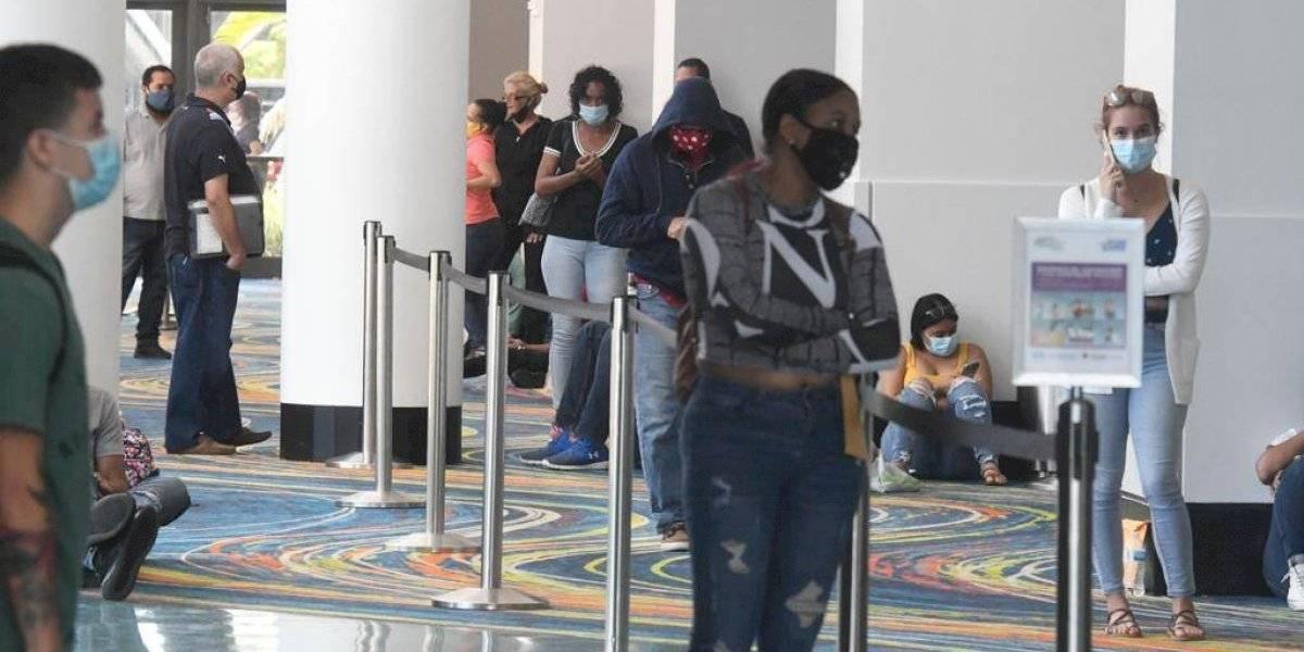 Trabajo federal coloca a Puerto Rico entre las jurisdicciones con mayor desempleo