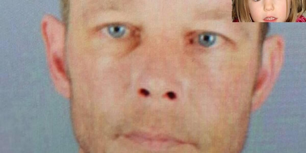 Alemão é principal suspeito já investigado em caso Madeleine McCann e pode ter uma segunda vítima