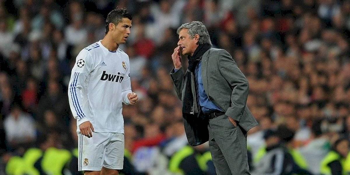 """""""Lo vi desesperado, al borde las lágrimas"""": el día en que Cristiano y Mourinho casi se van a las manos en el Real Madrid"""
