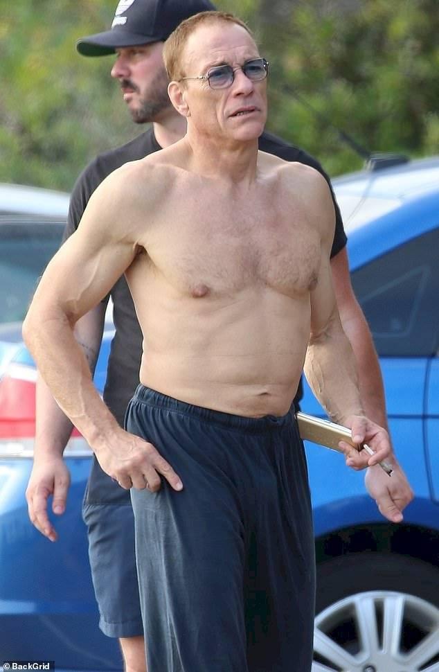 Jean Claude Van Damme Sohn