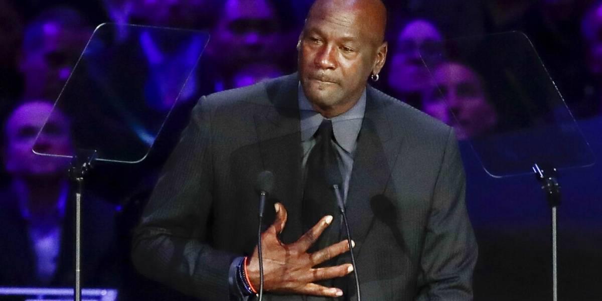 Michael Jordan dona US$100 millones para promover igualdad racial tras muerte de George Floyd
