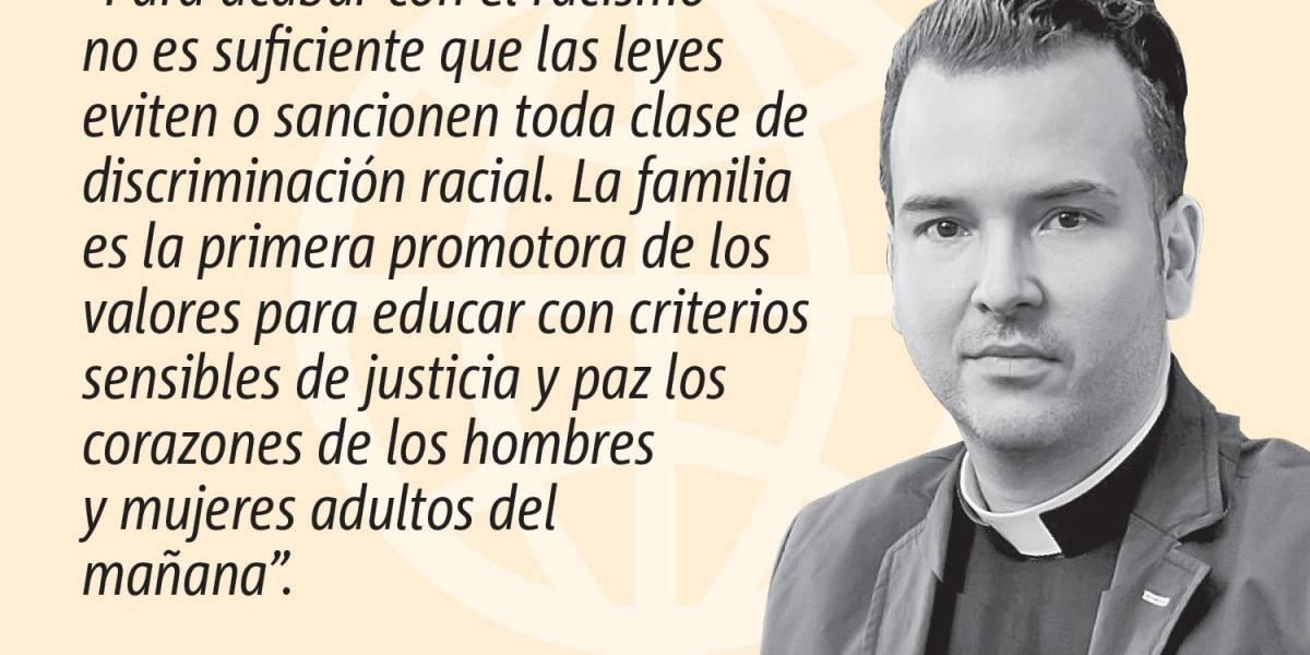 Opinión del Padre Orlando Lugo: Racismo y fe no mezclan