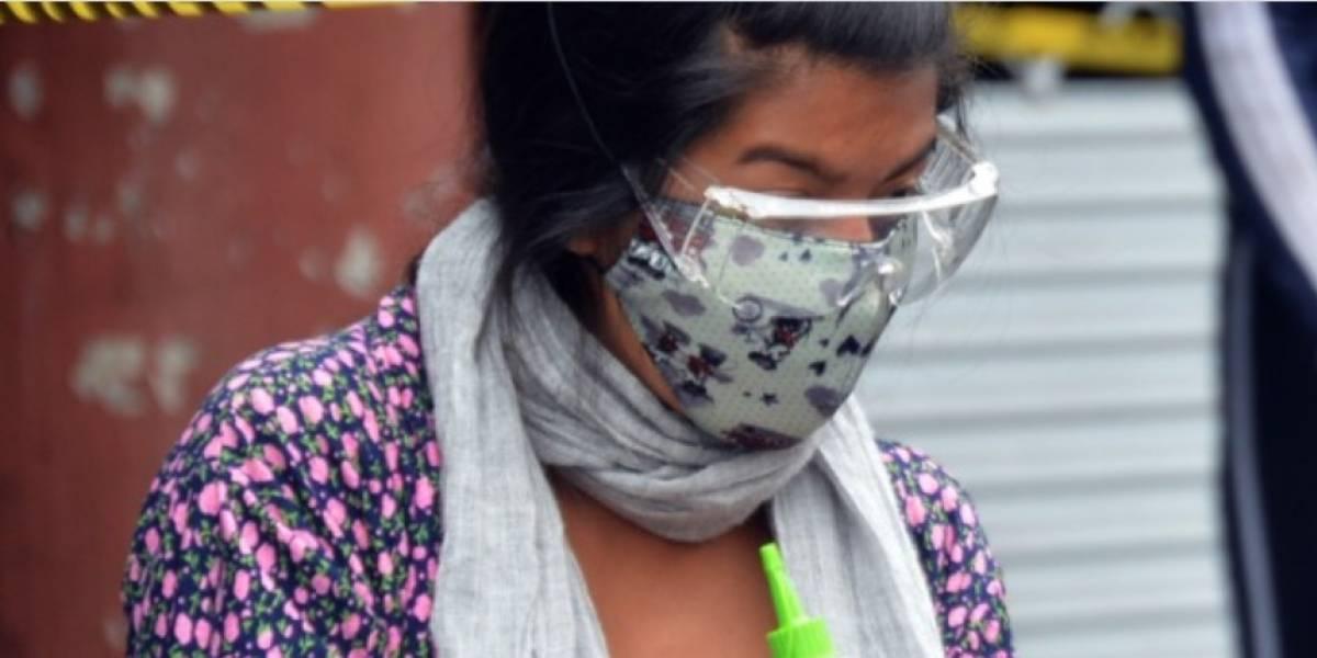 En Quito se ha incrementado en un 73 % el no uso de mascarilla en espacios públicos