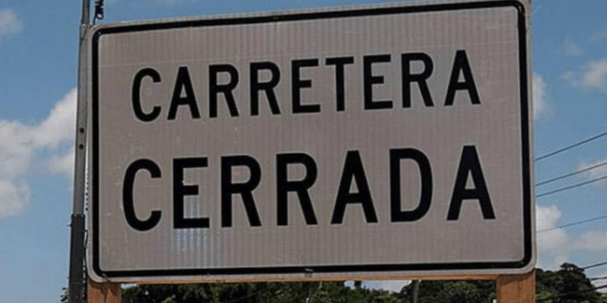 Cerrada carretera en Aibonito por camión que se llevó poste de tendido eléctrico