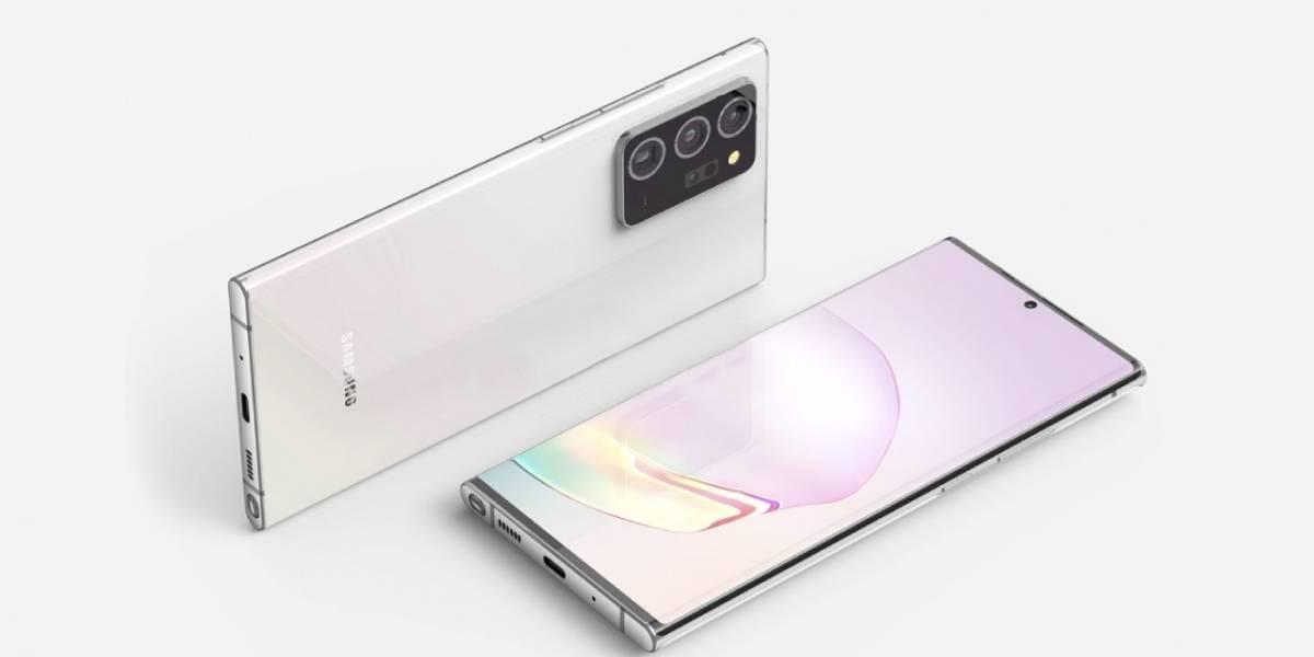 Samsung: se filtra fecha de lanzamiento del Galaxy Note 20