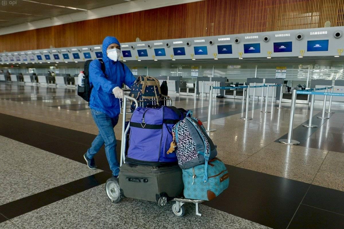Aeropuerto API