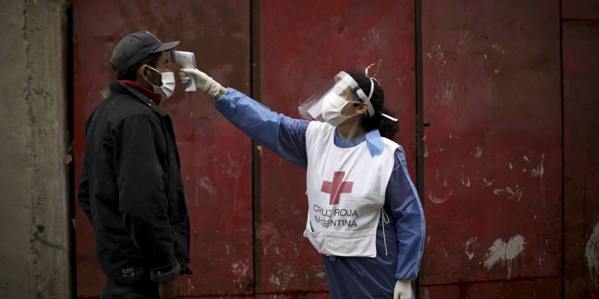 Chile registra nuevo récord de muertes y supera los 1,500 decesos