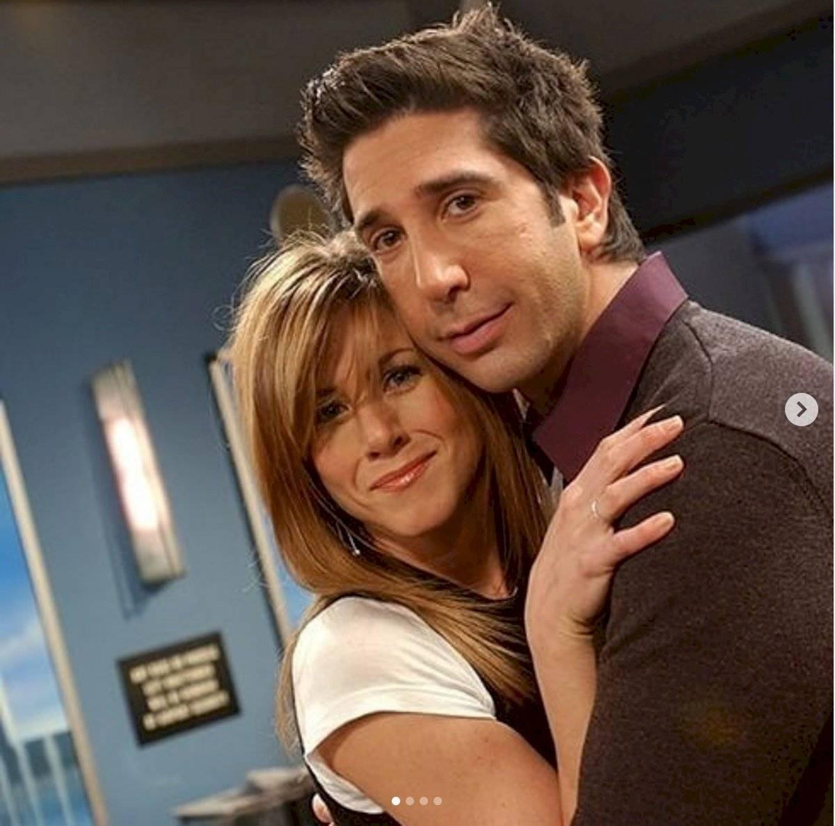 Ross t Rachel