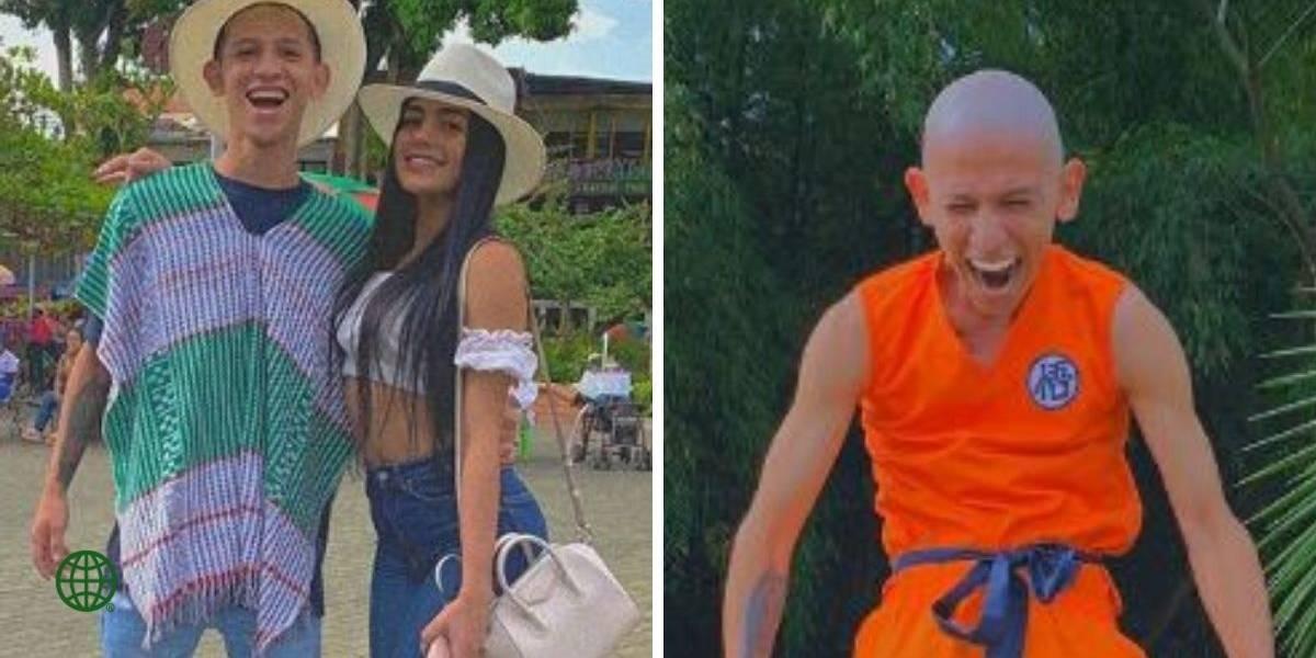 (FOTO) Filtran supuesta infidelidad de La Liendra con desconocida mujer