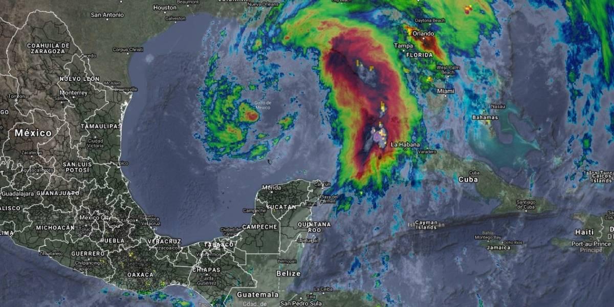 Tormenta tropical Cristóbal gana fuerza y avanza hacia EEUU