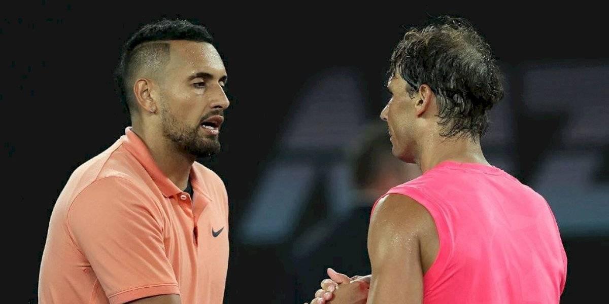 Tenista admitió jugar borracho y así ganarle a Rafael Nadal