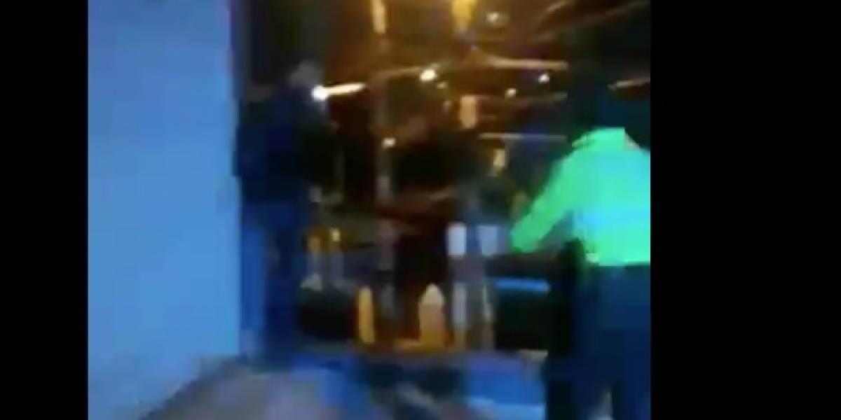 Violencia intrafamiliar: mujer intentaba acabar con su vida y policía lo evitó