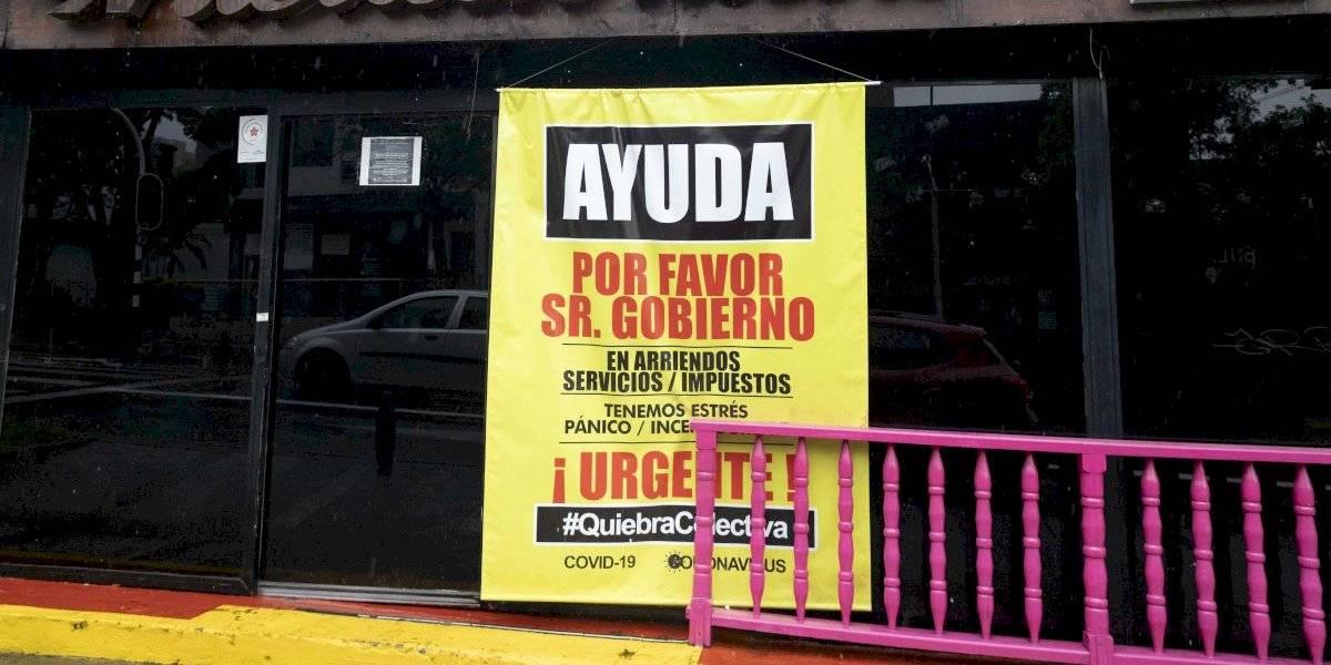 El grito de auxilio de los comerciantes de Provenza en Medellín