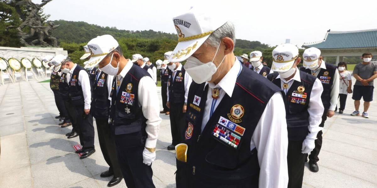 """Corea del Sur afronta una """"grave situación"""" ante el peor rebrote de coronavirus en cinco meses"""