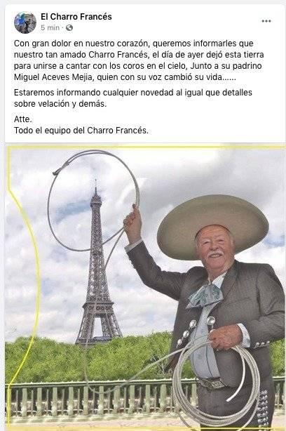 Charro Francés