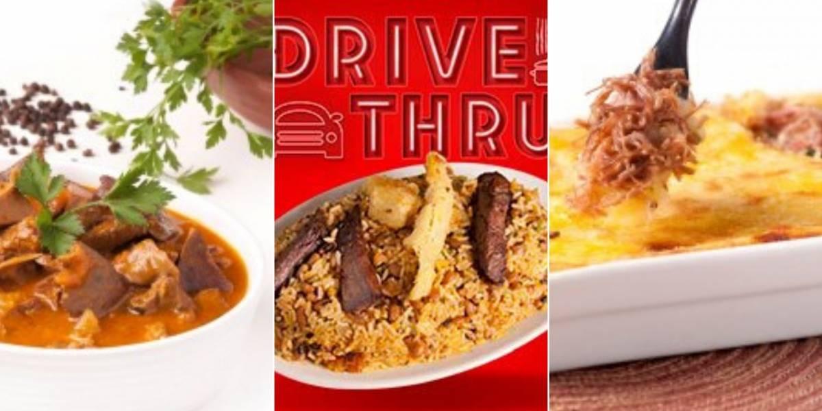 Centro de Tradições Nordestinas oferece drive-thru de comidas típicas no fim de semana
