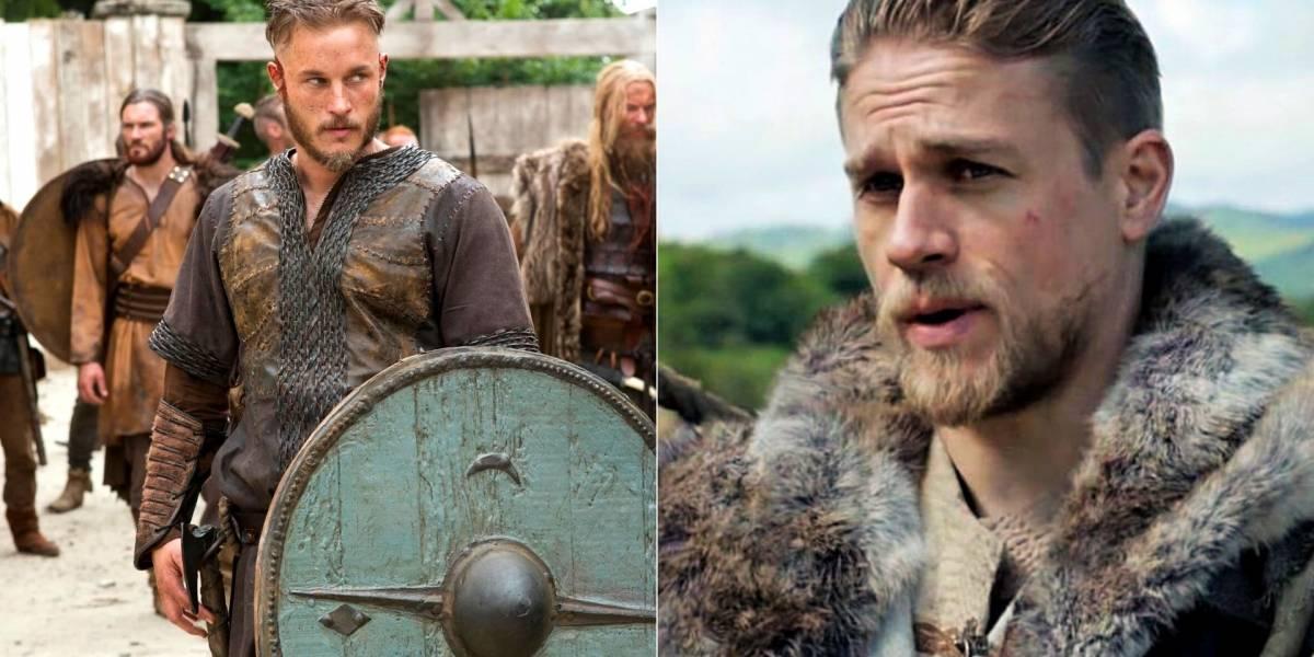 Novo filme na Netflix para quem deseja saber como seria uma mistura de 'Vikings', 'Game Of Thrones' e 'Mortal Kombat'