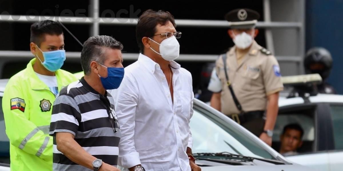 Municipio de Guayaquil destituye a hijo del Prefecto del Guayas