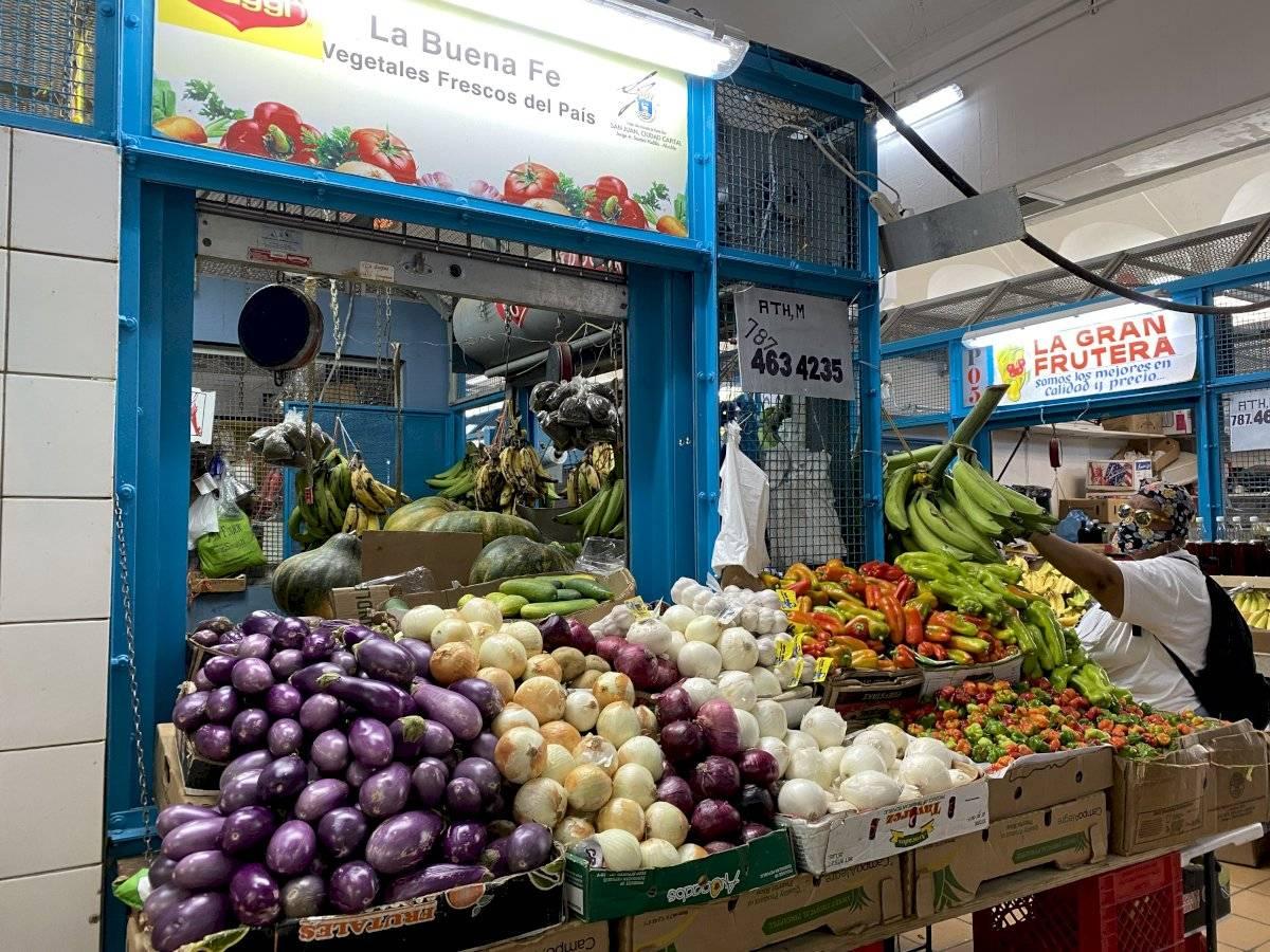 Plaza del Mercado en Río Piedras