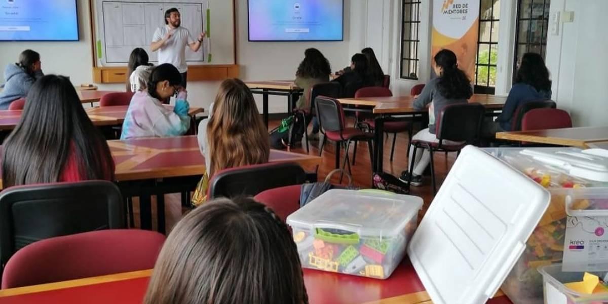 Technovation Girls: a pesar de la pandemia, más de 600 niñas en Chile siguen aprendiendo programación