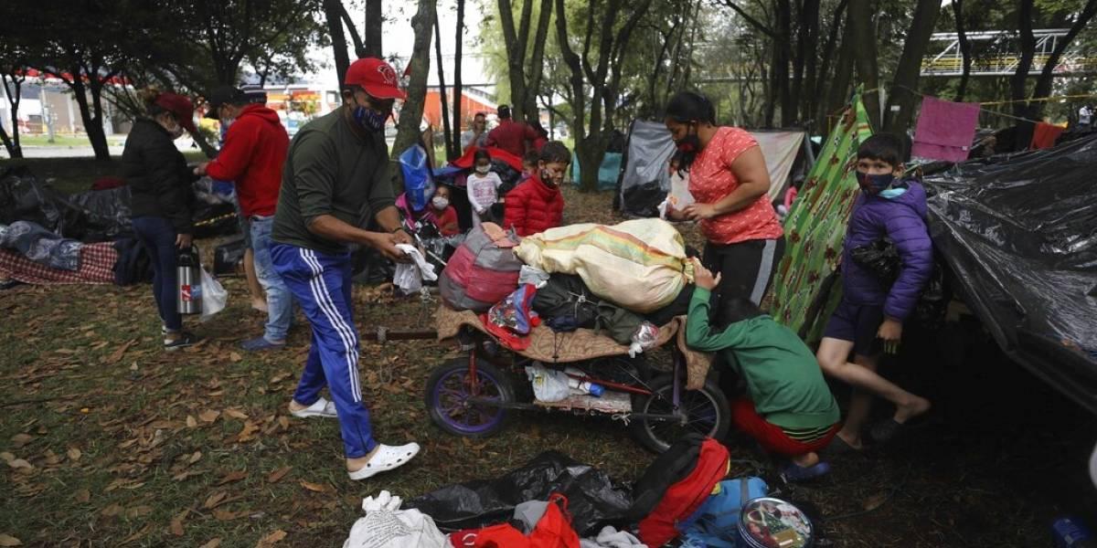 Maduro restringe el retorno de los migrantes venezolanos en Colombia